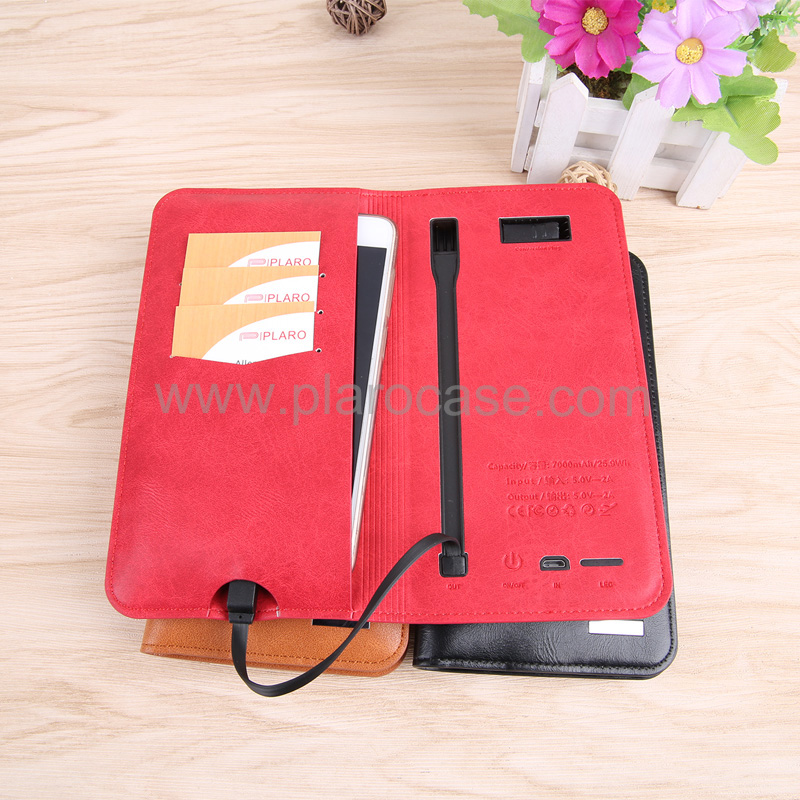 Power Bank Wallet 7000mah a4