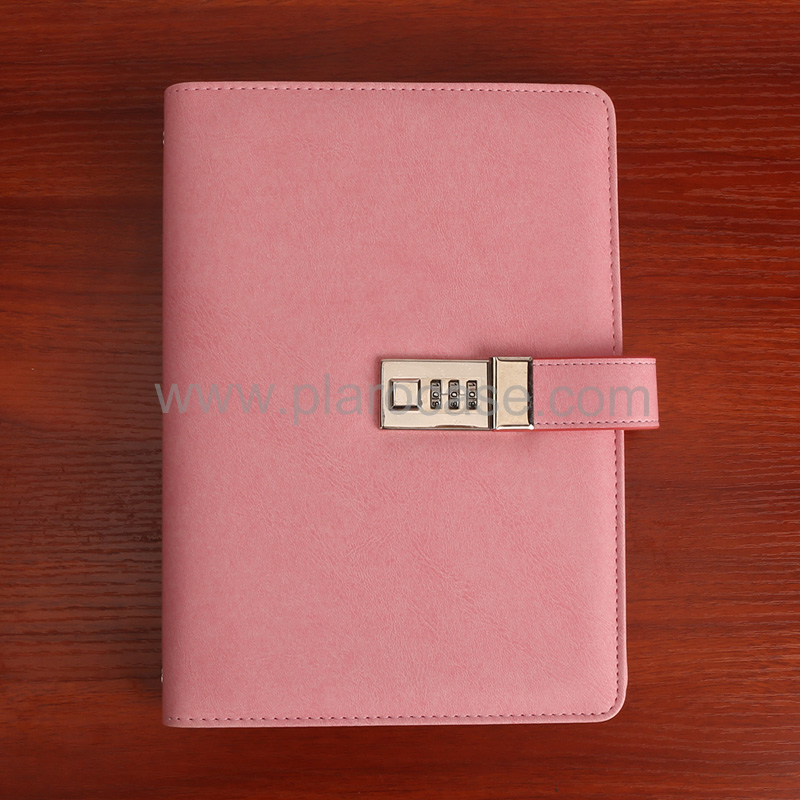 a5 power bank diary password lock 6
