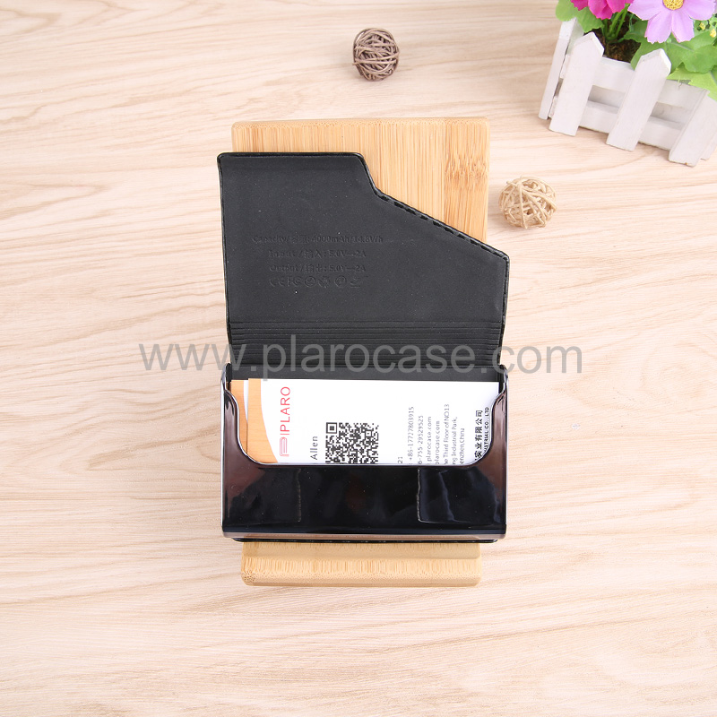 Name Card Holder with Power Bank a2