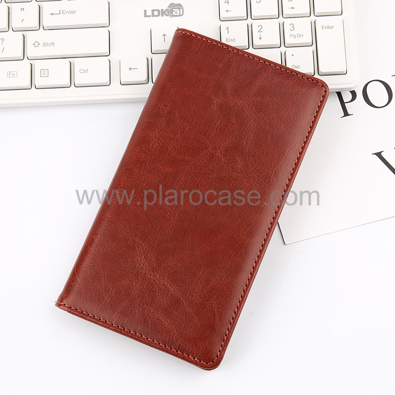 Power Bank Passport Holder with IPhone and Type-C adapter