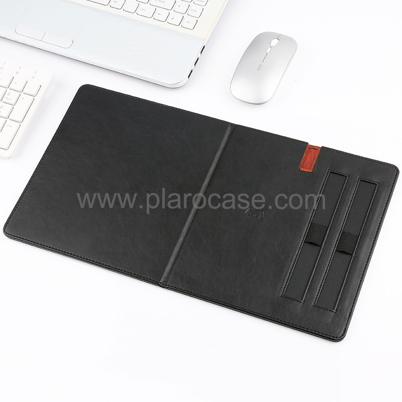 Wireless Charger Mouse Pad with USB