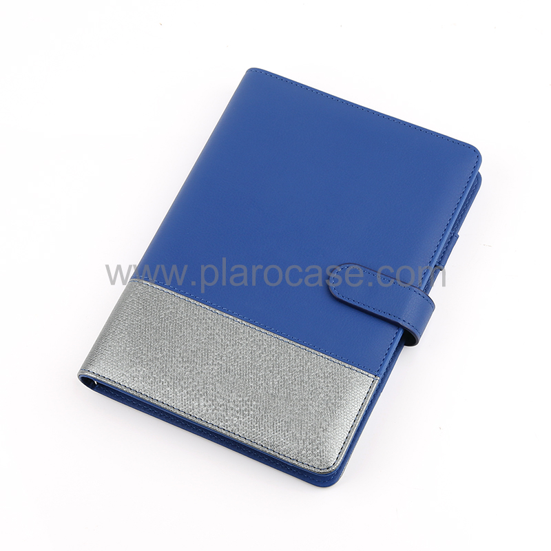 A5 Notebook with Magnetic Buckle
