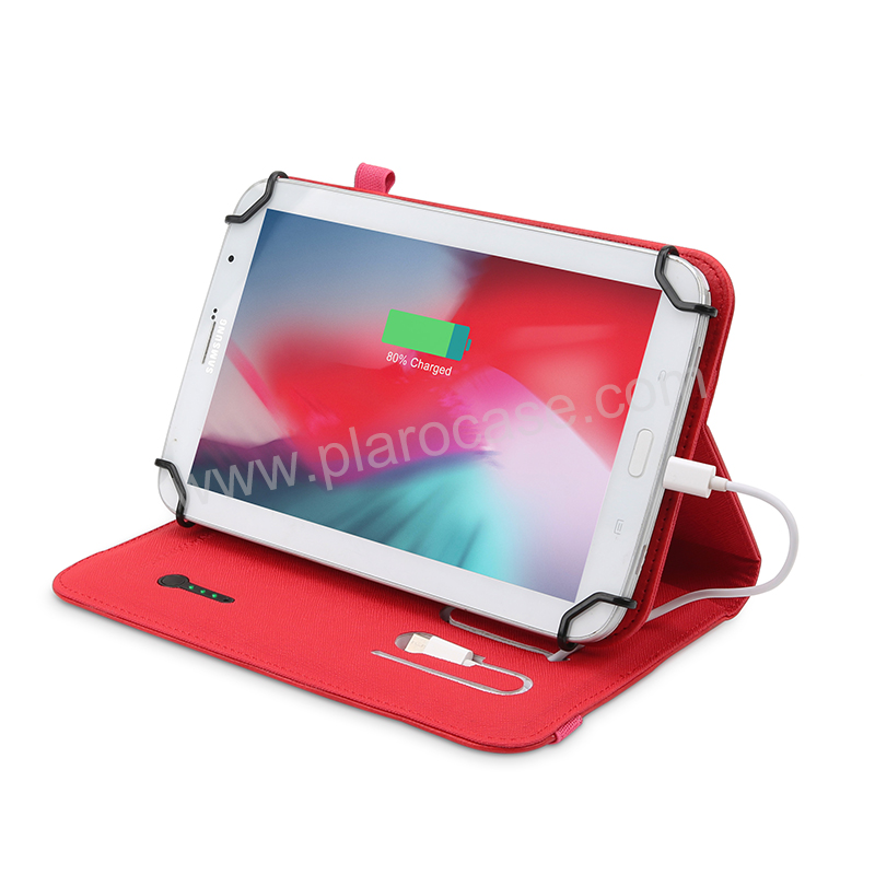 Cover Case with Power Bank for Ipad Tablet 8 inch
