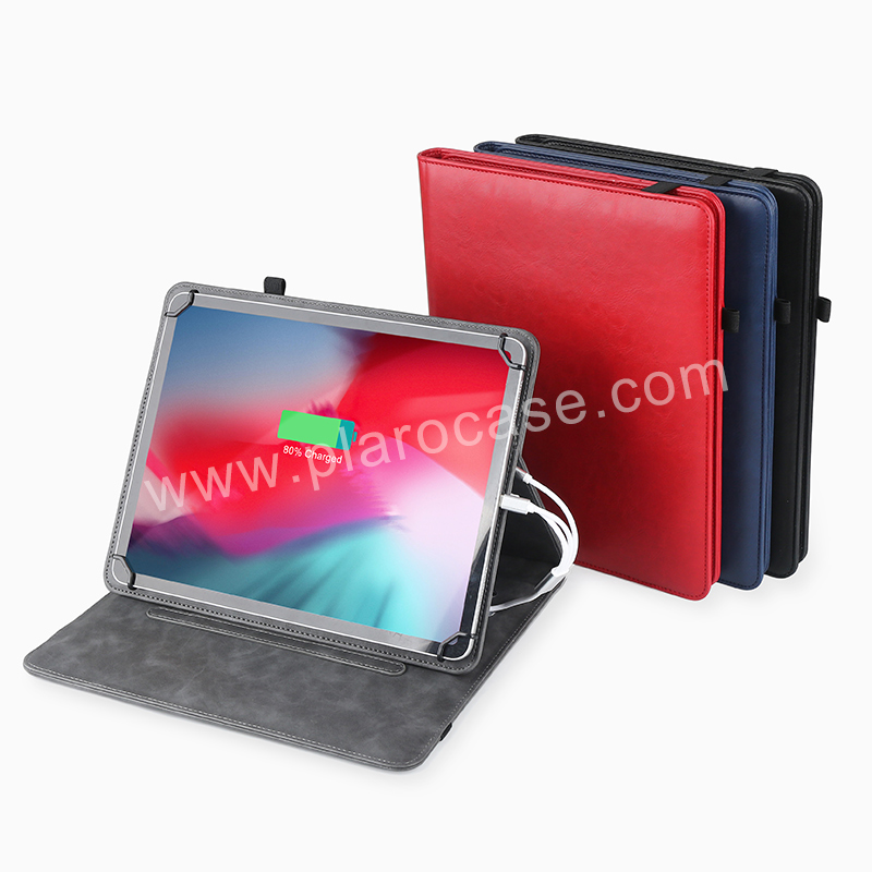 Cover Case with Power Bank for Ipad Tablet 12.9 inch