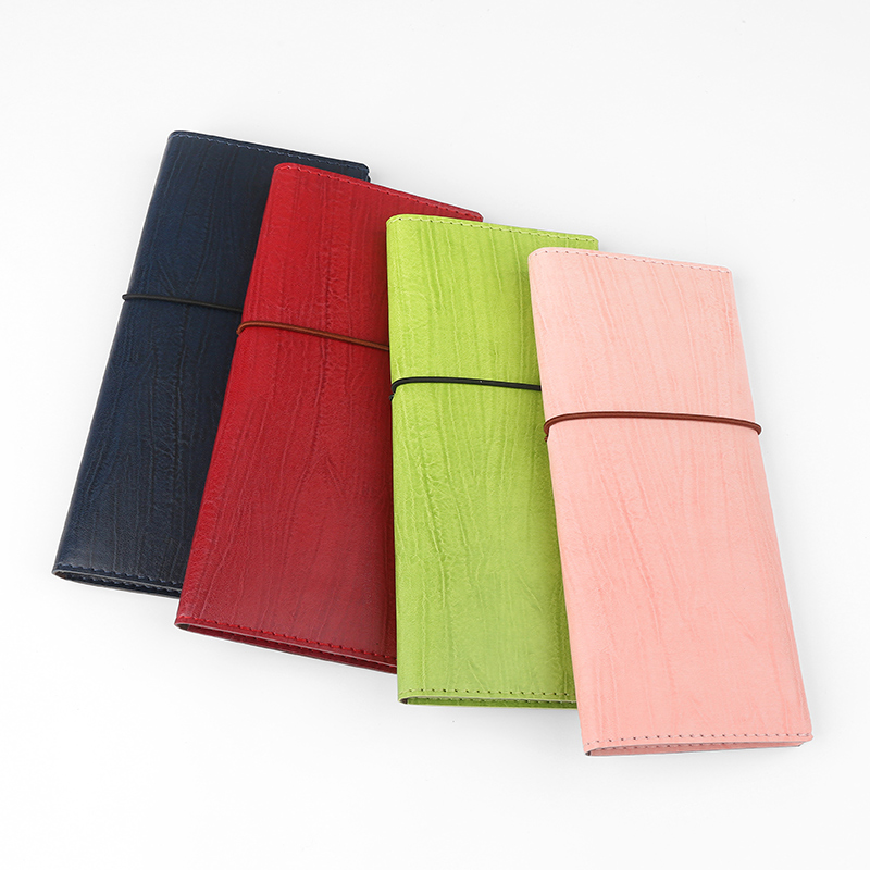 Simple Leather Wallet for Money and Cell Phone