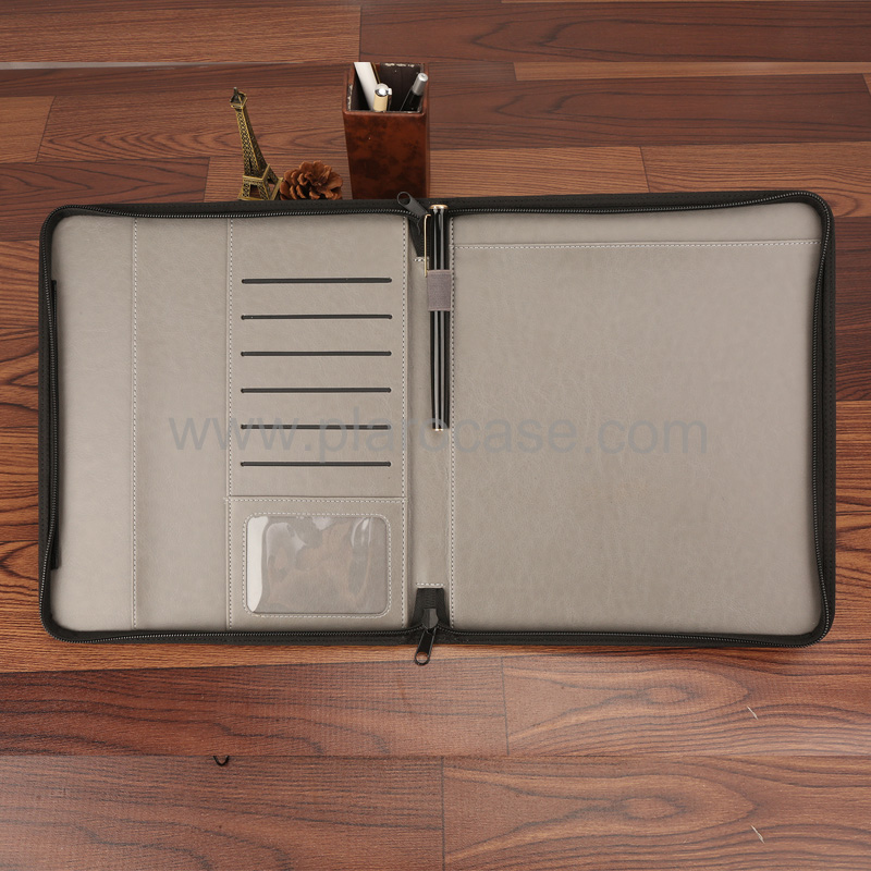 Portfolio with Detachable Cover Case for Ipad 5