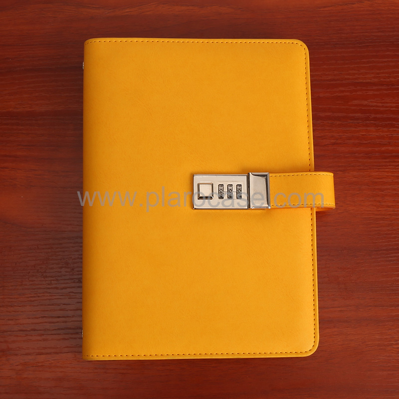 a5 power bank diary password lock 8