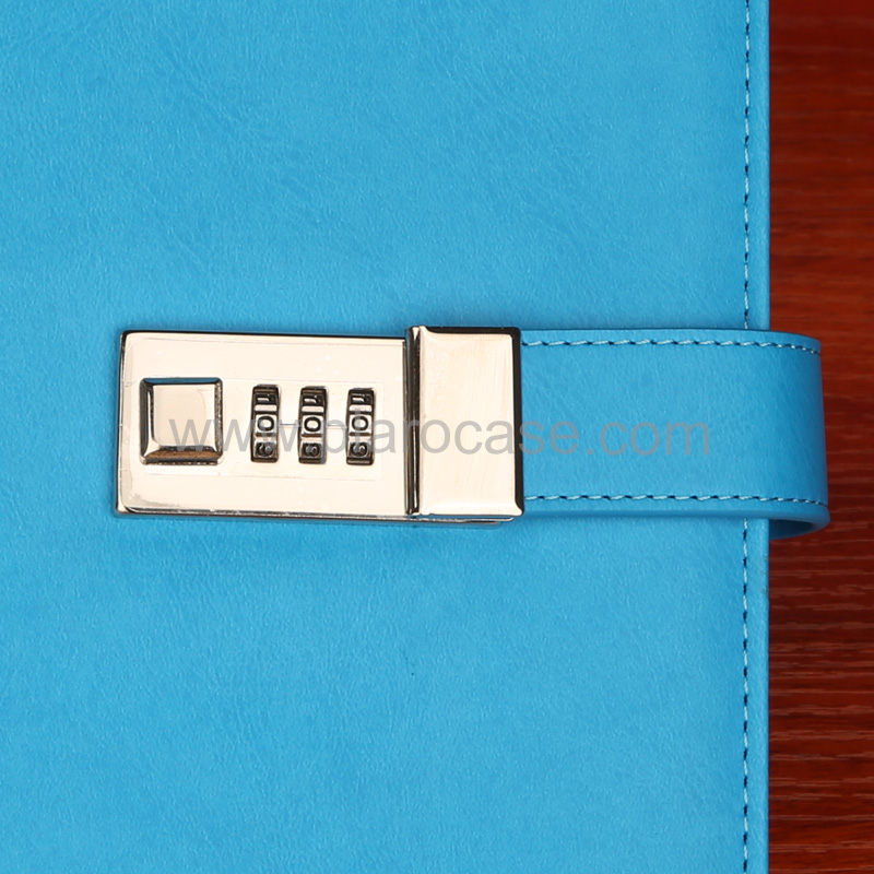 a5 power bank diary password lock 4