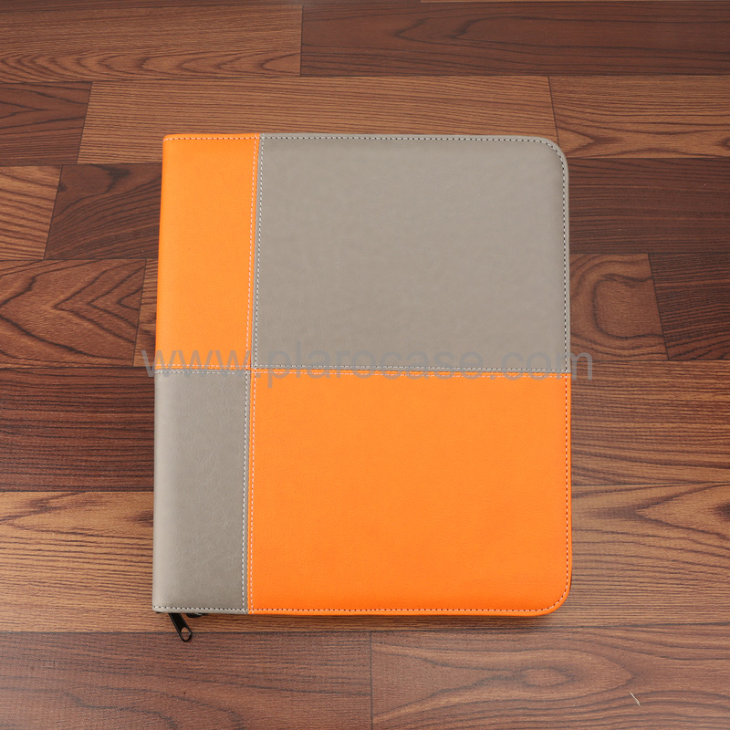 Portfolio with Detachable Cover Case for Ipad 2