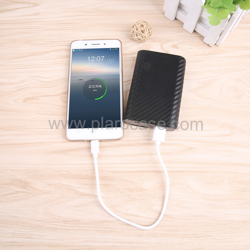 Name Card Holder with Power Bank a3