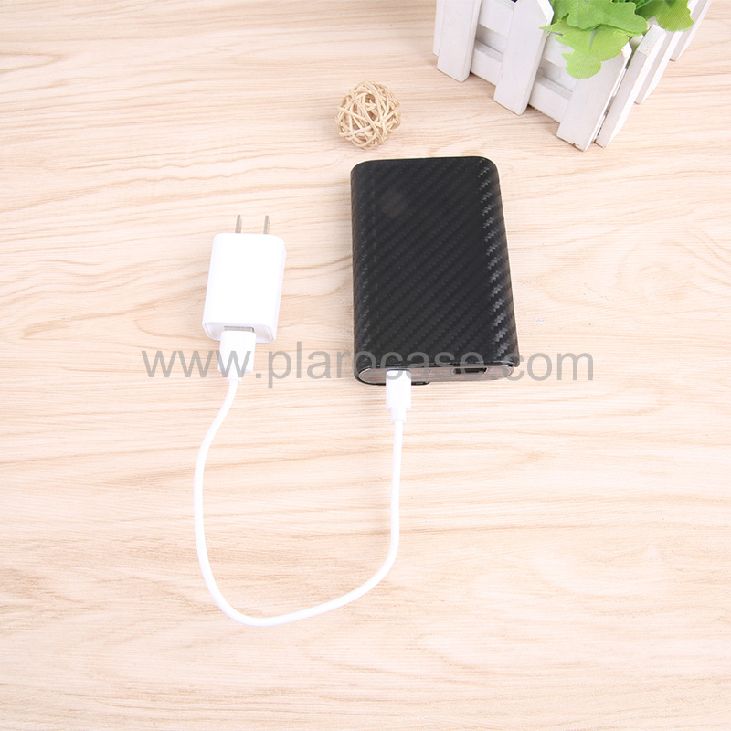 Name Card Holder with Power Bank a4
