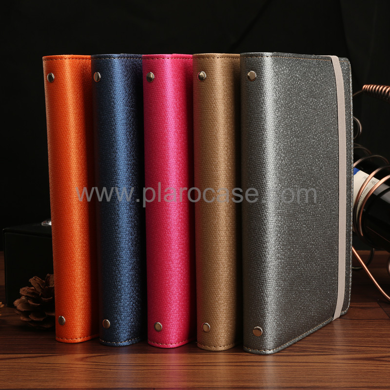 a5 power bank diary with elastic band 6
