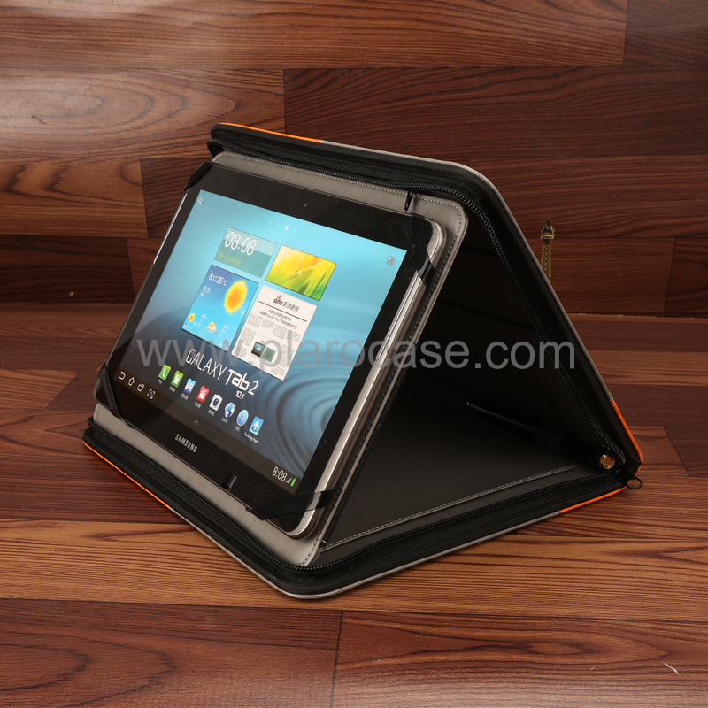 Portfolio with Detachable Cover Case for Ipad 1